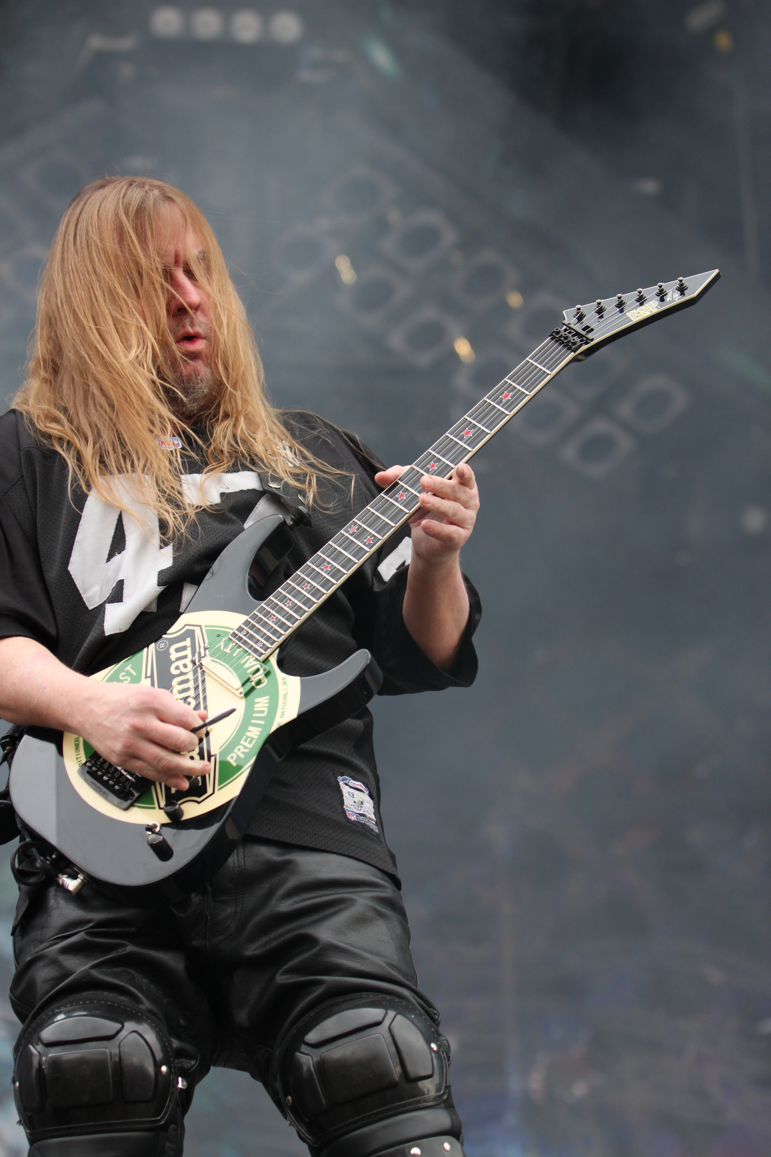 jeff hanneman slayer